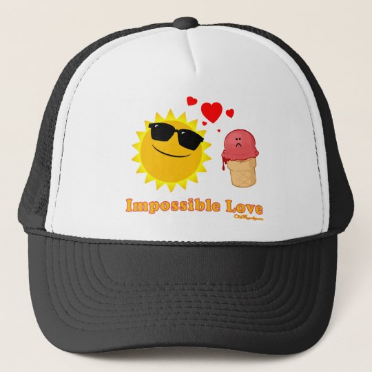 Impossible Love Trucker Hat