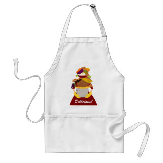 Impossible Thanksgiving Dinner Adult Apron