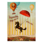 Impossible Things Happen Every Day Poster