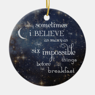 Impossible Things Stars Ornament