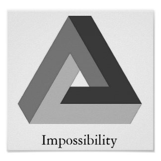 Impossible Triangle Poster