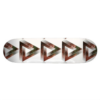 Impossible Triangle Skateboard