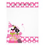 Impossible Wedding Stack Binder Page No.1 Personalized Letterhead