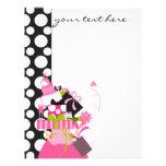 Impossible Wedding Stack Binder Page No.1 Letterhead Design
