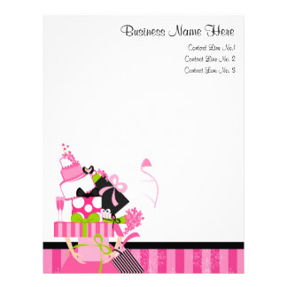 Impossible Wedding Stack Letterhead