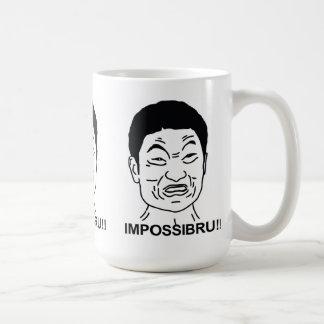 Impossibru Coffee Mug