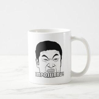 Impossibru Coffee Mugs