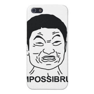 Impossibru Cover For iPhone SE/5/5s