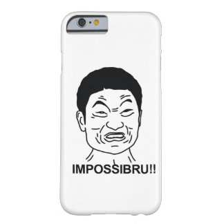 Impossibru Funda De iPhone 6 Barely There