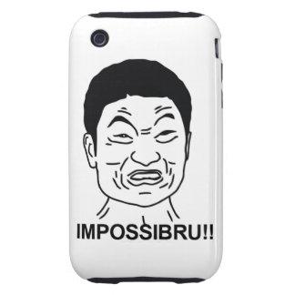 Impossibru iPhone 3 Tough Cases