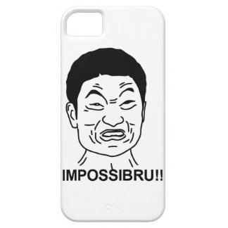 Impossibru iPhone 5 Funda