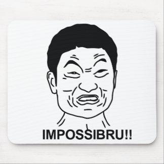Impossibru Mousepad