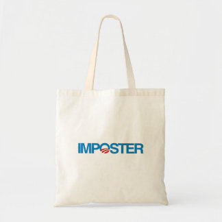 IMPOSTER CANVAS BAG