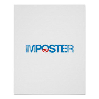 IMPOSTER Faded.png Poster