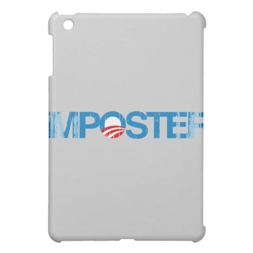 IMPOSTER Faded.png iPad Mini Cover