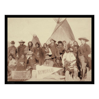 Imposter & Lakota Indians SD 1891 Posters