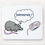 imposter por completo alfombrillas de ratones