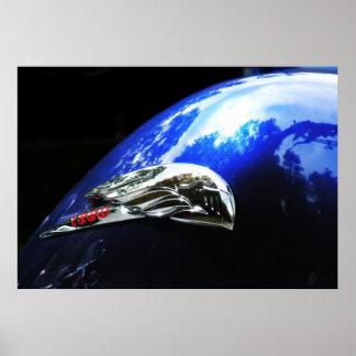 Impresión 1300 del poster de la foto de VTX Motorc