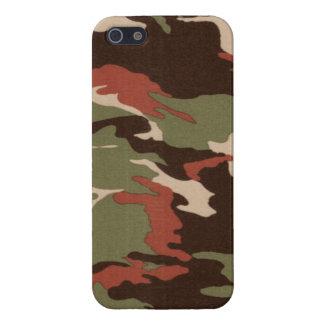 Impresión 15 de Camo iPhone 5 Protectores