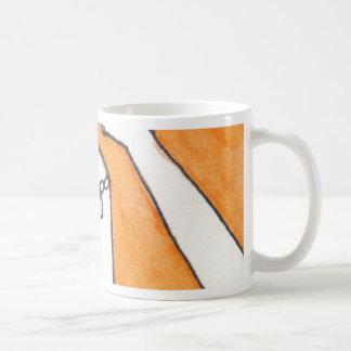 Impresión 17 enredada todo para arriba por el auto taza de café