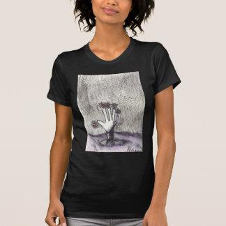 Impresión 18 muerta empujando hacia arriba camisetas