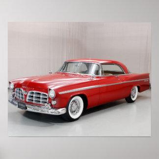 Impresión 1956 de Chrysler 300 Póster