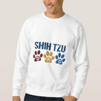 Impresión 1 de la pata del papá de SHIH TZU Suéter