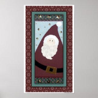 Impresión #1 de Santa Posters
