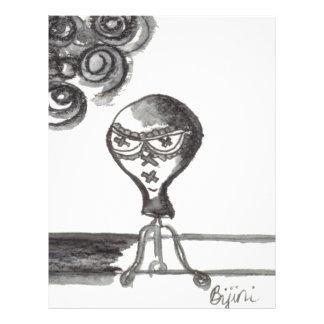 Impresión #1 del arte de Bijini: Gafas de sol para Flyer A Todo Color