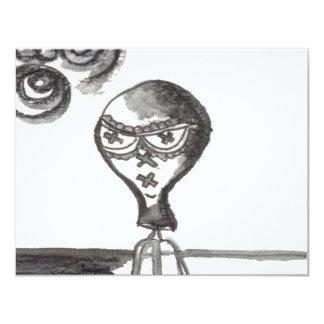 Impresión #1 del arte de Bijini: Gafas de sol para Invitación 10,8 X 13,9 Cm