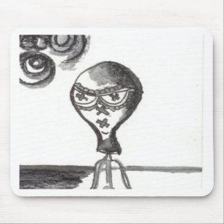 Impresión #1 del arte de Bijini: Gafas de sol para Alfombrillas De Ratón