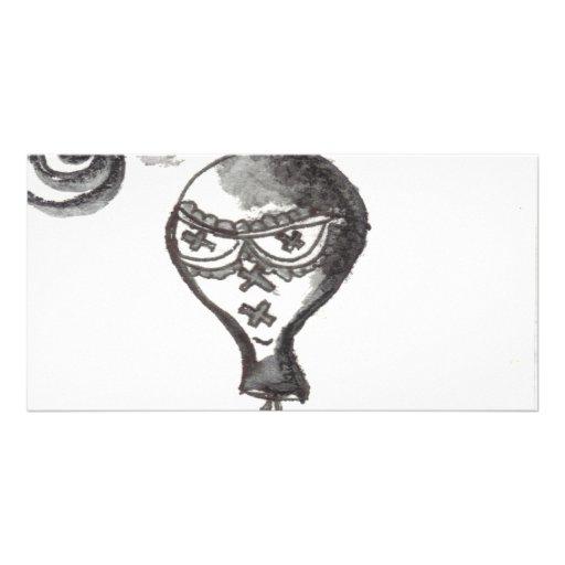 Impresión #1 del arte de Bijini: Gafas de sol para Tarjeta Fotografica