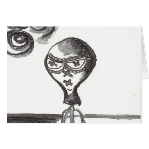 Impresión #1 del arte de Bijini: Gafas de sol para Tarjeta De Felicitación