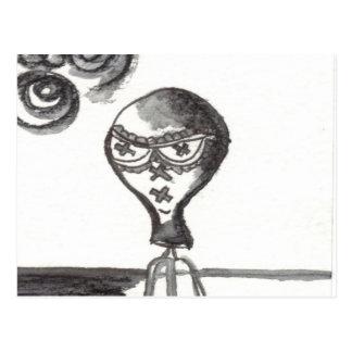 Impresión #1 del arte de Bijini: Gafas de sol para Postal