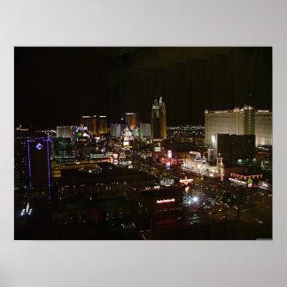 Impresión 2003 del poster de la tira de Las Vegas