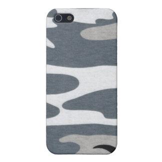 Impresión 3 de Camo iPhone 5 Fundas