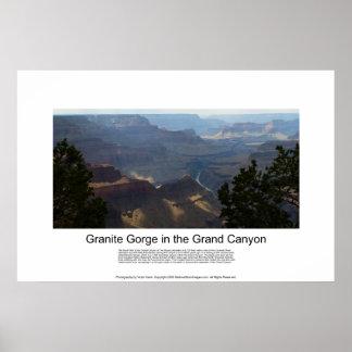 Impresión 4726 del regalo del Gran Cañón Posters