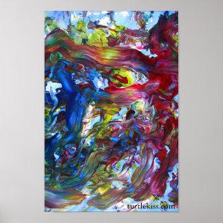 """Impresión """"#9 sin título"""" por Koopa la tortuga Posters"""
