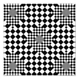 Impresión a cuadros de la foto de la ilusión