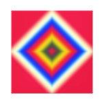 Impresión abstracta de encargo de la lona del dise impresion de lienzo