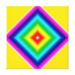Impresión abstracta de encargo de la lona del dise impresiones de lienzo