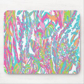 Impresión abstracta Mousepad