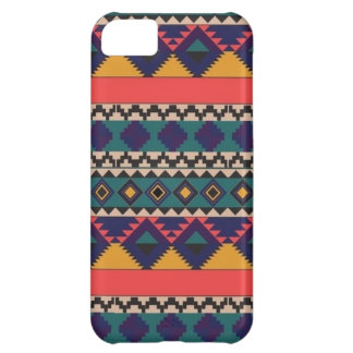 impresión azteca funda para iPhone 5C