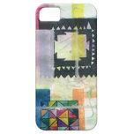 Impresión azteca iPhone 5 Case-Mate funda