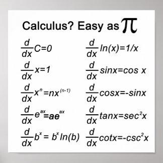 Impresión básica del cálculo impresiones
