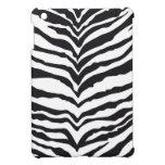 Impresión blanca del tigre iPad mini carcasa