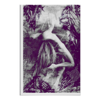Impresión caida del ángel posters