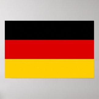 Impresión capítulo con la bandera de Alemania Impresiones