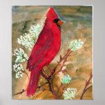 Impresión cardinal posters