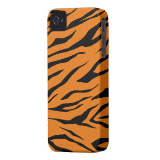 Impresión clásica imponente del tigre - caso del i iPhone 4 cárcasa